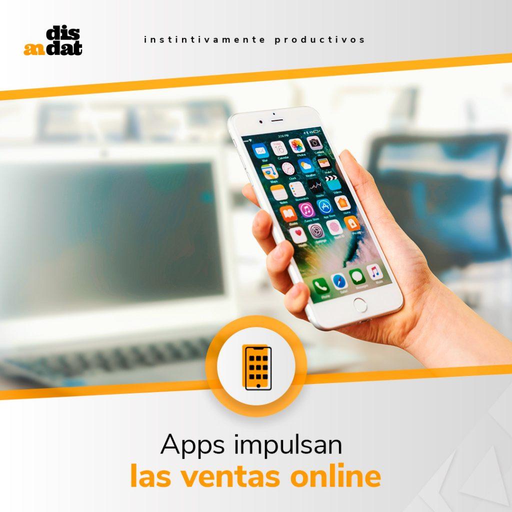Apps Venta en línea